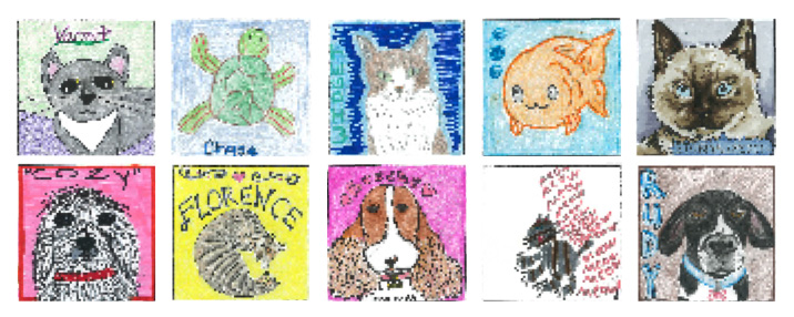 Note Card Images